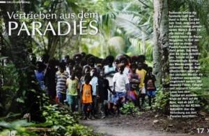 Reportage von Sebastian Lasse im Klima Magazin